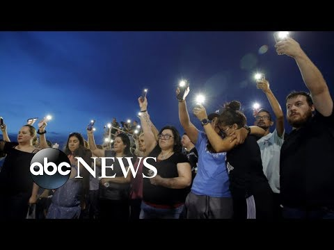 In El Paso mass shooting, acts of heroism among chaos and te