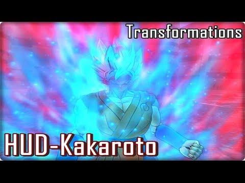 54e56a6147bc HUD - Kakaroto (Transformações) em Second Life - YouTube