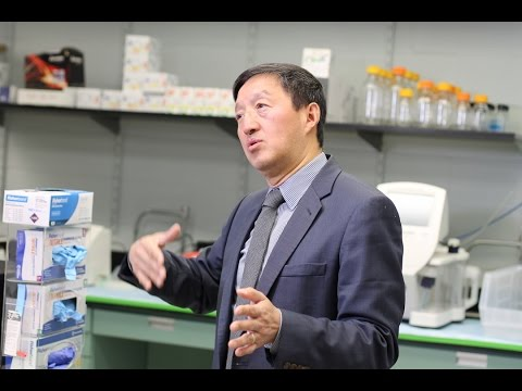 Shan Lu on lifelong mission to develop DNA vaccine for HIV