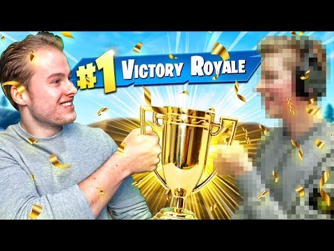EEN DUO MAATJE VAN GOUD!!  - Fortnite Battle Royale (Nederlands)