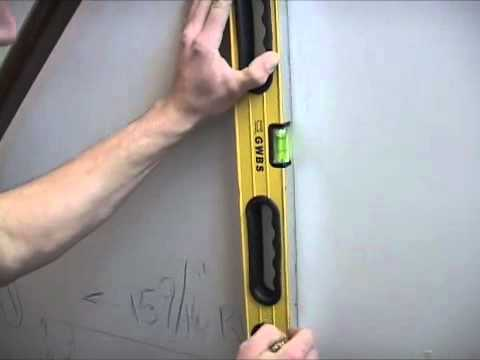Lay Out Chair Portable Stadium Chairs Measuring A Staircase For Wainscoting Panels - Youtube