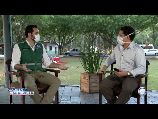 3° Bloco: Gazeta Entrevista com Eduardo Cavaliere coordenador nacional