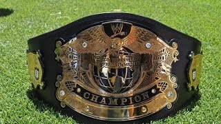 REAL JMAR UNDISPUTED V4 TITLE BELT FOR SALE  / TNA being sued / Goldberg and more