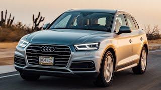 Audi Q5 (2017): первый тест!