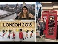 Family Vacation Vlog Part 1   We're in London!