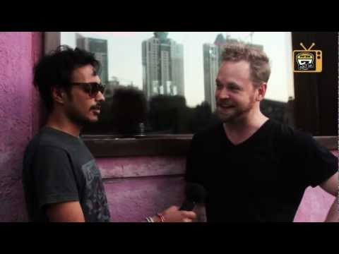 Karnivool's Mark Hosking Talks to NH7 TV