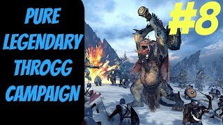 Pure Legendary Throgg Campaign #8 -- Norsca -- Total War: Warhammer