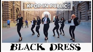 [PRISM] BLACK DRESS - CLC (KPOP IN PUBLIC - STOCKHOLM SWEDEN)