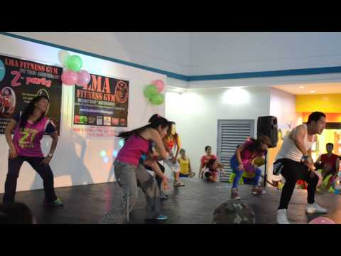 Give Me Five   Zumba® Fitness with ZIN Divinee   The Divine Moves