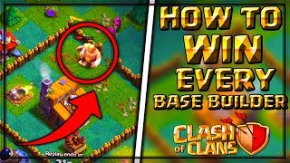 How to Win Every Builder Base Attack in Clash of Clans | Clash of Clans Builder Base Beginner Tips!