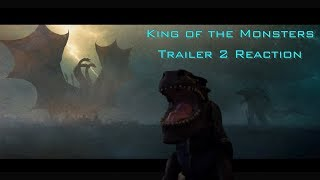 Zilla Reacts to the New Godzilla: King of the Monsters Trailer