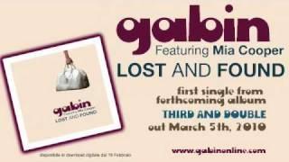 Gabin - Lost and Found