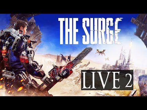 THE SURGE - PRIMEIRO BOSS P.A.X. NA SOFRÊNCIA TOTAL AO VIVO from YouTube · Duration:  1 hour 18 minutes 49 seconds