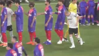 2019/6/15 FC東京×ヴィッセル神戸 試合中に撮影した動画集