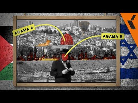 Sejarah Singkat Penyebab Israel \u0026 Palestina Konflik | Channel Edukasi Kuriositas