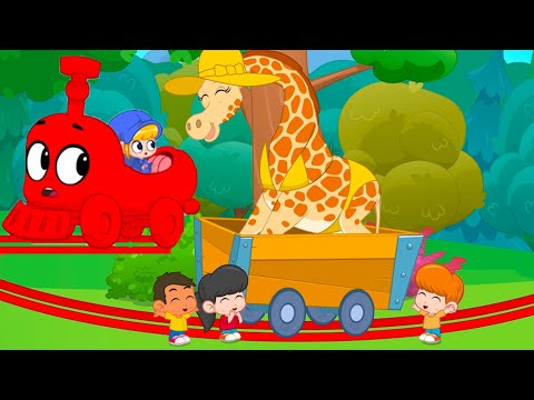 My Magic Animal Train Ride + More Adventures | Cartoons For Kids | Mila and Morphle Cartoons from YouTube · Duration:  31 minutes 39 seconds