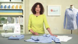 Pour en savoir plus : http://makeri.st/je-couds-une-chemise-comme-une-pro C'est une pièce classique que chacune devrait avoir dans sa garde robe : un ...