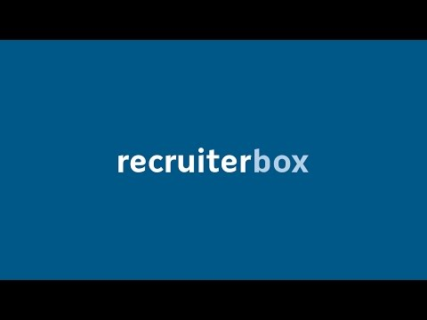 Recruiterbox: Recruiting Software & Applicant Tracking System