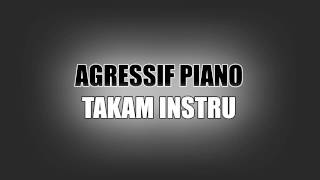 INSTRUMENTAL RAP  VIOLENT / HIPHOP BEAT INSTRU RAP AGRESSIF PIANO