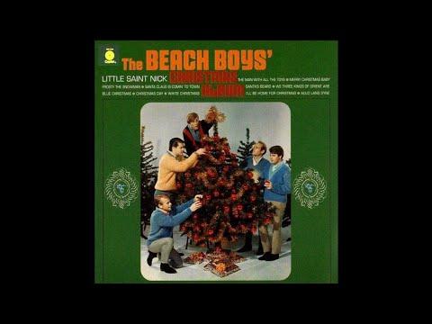 The Beach Boys  The Beach Boys Christmas Album 1964 Full Album