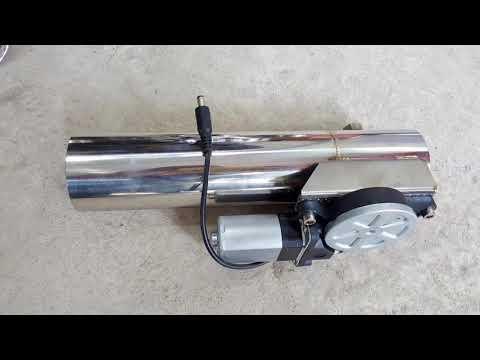 Độ pô on/off và chụp ống xả Akrapovic carbon cho Kia K3 - Hotline: 0984.196.246