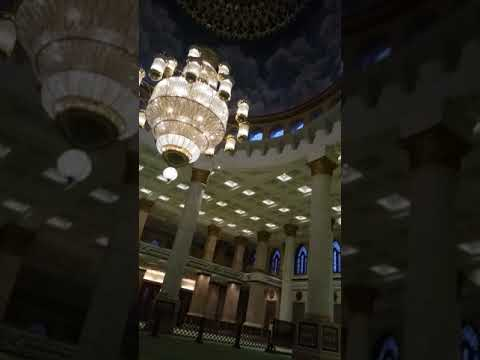 Adzan Maghrib In Kubah Emas Depok