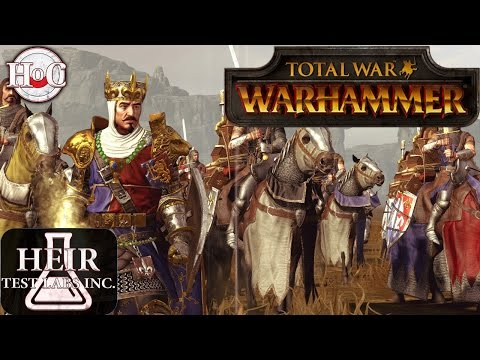 Cavalry of Bretonnia - Total War Warhammer...