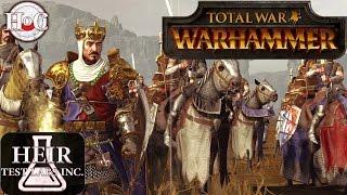 Cavalry of Bretonnia - Total War Warhammer Unit Analysis