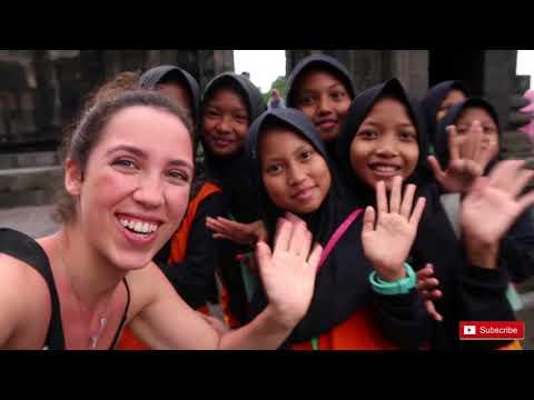 INDONESIA VLOG #6   Borobudur, Prambanan and Friends YOGYAKARTA (JOGJA)