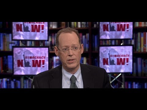 Dr. Paul Farmer on Rwanda's Health Leap, Haiti Struggles,  How Communities Can Repair the World 1/2