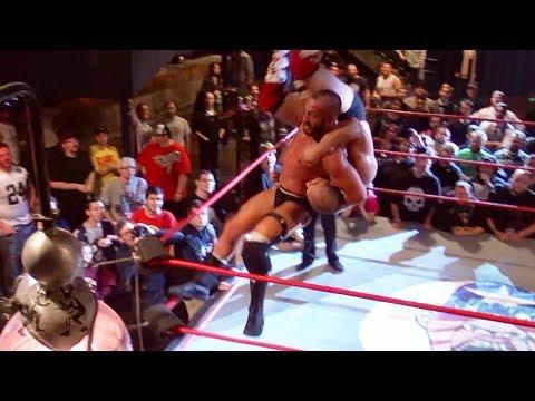 "[Free Match] Tommaso Ciampa v. Chris Dickinson | Beyond Wrestling ""Tournament For Tomorrow II"" (NXT)"