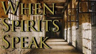 When Spirits Speak   Haunted Underground City