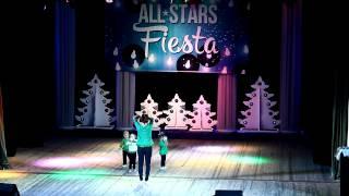 Crazy Frog-Axel F.Kids Show by Ольга Собко. AllStars Fiesta 2014