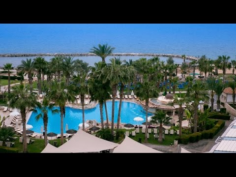 Отели Кипра.St  George Hotel Spa & Golf Beach Resort 4*. Пафос.Обзор