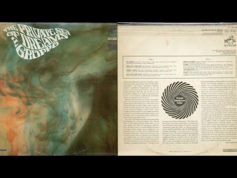 Gruppo di Improvvisazione Nuova Consonanza - The Private Sea Of Dreams  Lato A 1