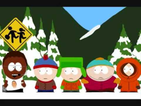 Chocolate Rain in South Park