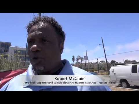 """""""Cleaning The Swamp"""" Hunters Point Tetra Tech Workers Blow Whistle On Criminal Cover-up & Corruption"""