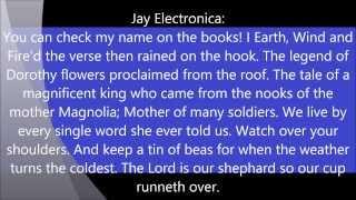 Repeat youtube video Control  x Big Sean feat. Kendrick Lamar & Jay Electronica {Clean Version w/ Lyrics!}