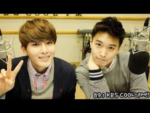 [ENG CC] 120826 Super Junior's Ryeowook & Sungmin mentioned Brunei on KBS Sukira/Kiss The Radio