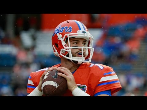 Florida QB Will Grier And Coach Jim McElwain Speak About Suspension | CampusInsiders