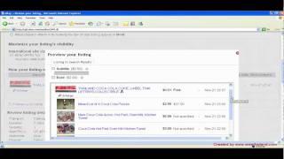 การ Upload สินค้าขึ้นร้านใน eBay 2/2