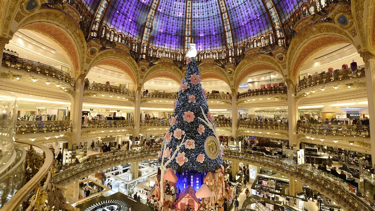 Le Printemps Paris Paris Te Alisveris Le Printemps Galeries Lafayette Marionnaud