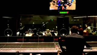 WildStar Announcement Trailer Orchestra Session