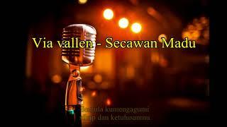 Gambar cover Via vallen   Secawan Madu