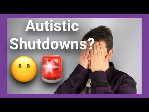 What is an Autistic Shutdown?