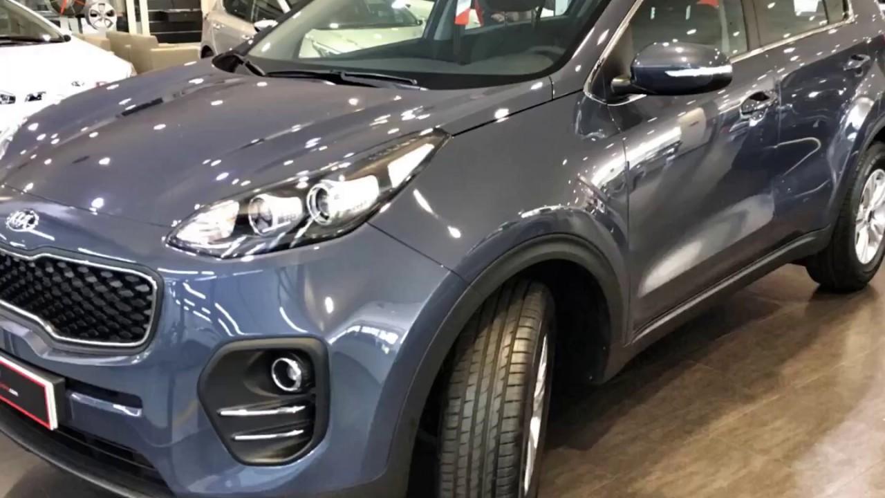 2018 Kia Sportage >> Entrega Kia Sportage 1.6 GDI 132cv Concept Planet Blue 4x2 - Quiero Comprar un Coche - Madrid ...