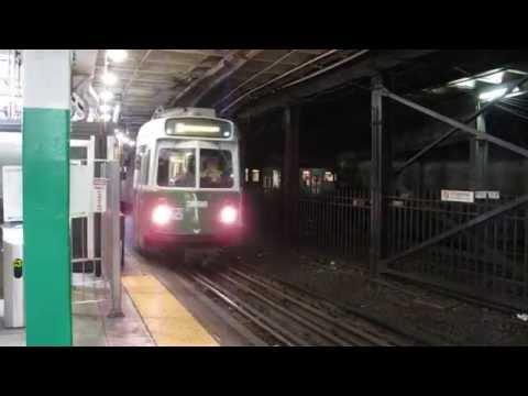 Boylston, Green Line MBTA station, Boston