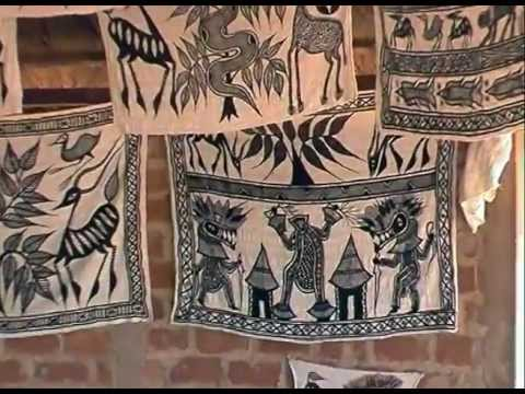 A Chez Nous Pays - Episode 5 - Korhogo Arts & Craft - Ivory Coast