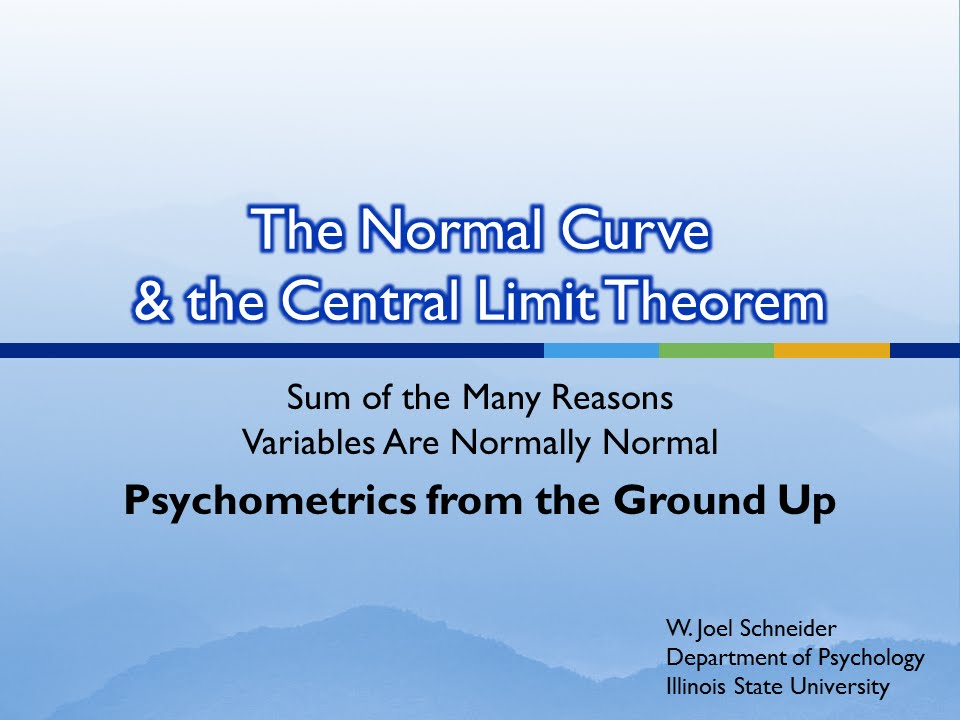 why is the central limit theorem clt important in a study of statistics The central limit theorem is a result from probability theory this theorem shows up in a number of places in the field of statistics although the central limit theorem can seem abstract and devoid of any application, this theorem is actually quite important to the practice of statistics.