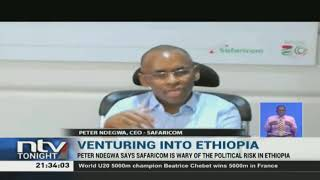 Safaricom optimistic Ethiopia's FX will be fully liberalised by 2023